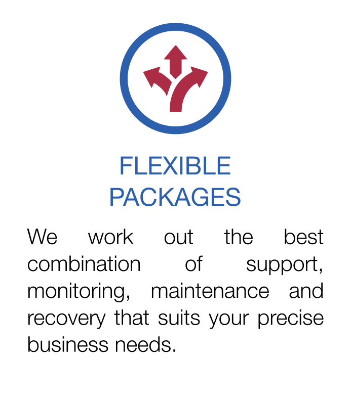 IT Support London Flexible