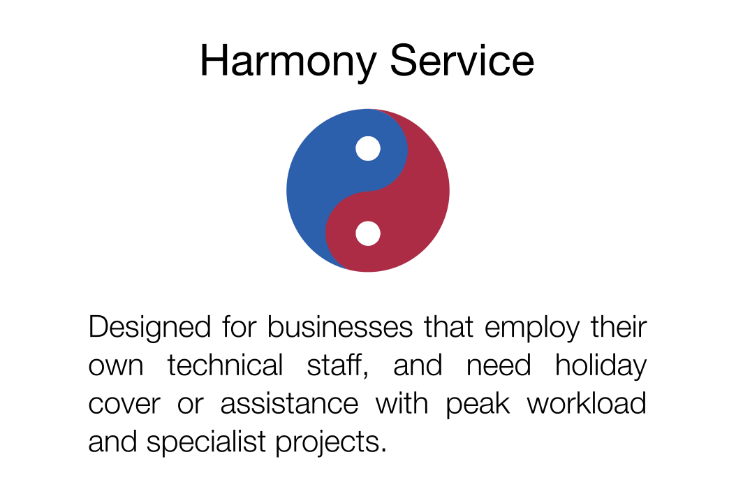 IT Support London Harmony